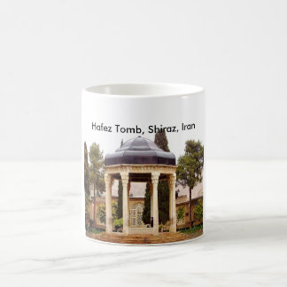 Hafez Tomb, Shiraz, Iran Classic White Coffee Mug