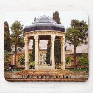 Hafez Tomb, Shiraz, Iran Mouse Pad