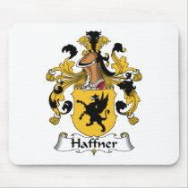 Haffner Family Crest Mousepad