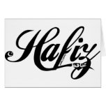 Hafiz Cards