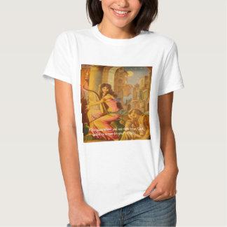 "Hafiz ""God's Circle"" Wisdom Quote Shirt"