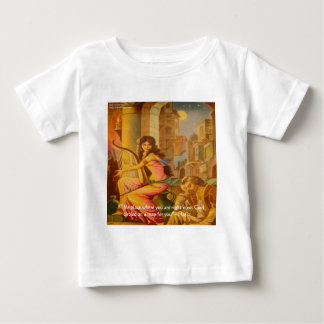 "Hafiz ""God's Circle"" Wisdom Quote Tee Shirt"