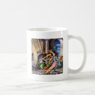 Hafiz (Sun & Earth) Love Quote Coffee Mug