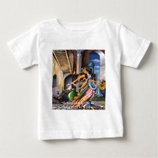 Hafiz (Sun & Earth) Love Quote T Shirt