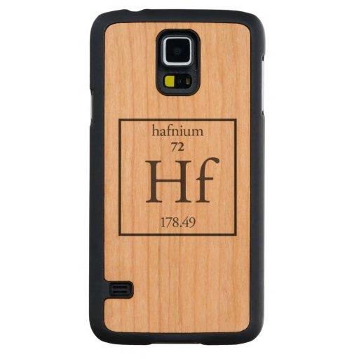 Hafnio Funda De Galaxy S5 Slim Cerezo