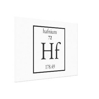 Hafnium Canvas Print