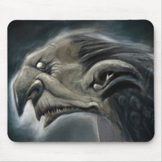 Hag from Hell Mouse Pad