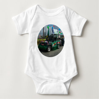 Hag Purim - The Jewish Carnaval in Israel Baby Bodysuit