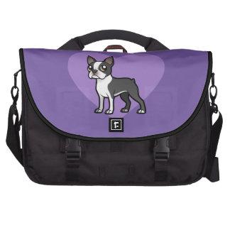 Haga a su propio mascota del dibujo animado bolsas de ordenador