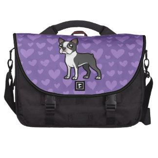 Haga a su propio mascota del dibujo animado bolsa para ordenador