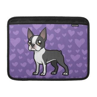 Haga a su propio mascota del dibujo animado funda macbook air