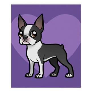 Haga a su propio mascota del dibujo animado impresiones