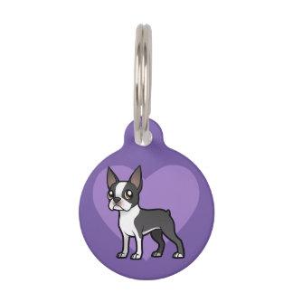 Haga a su propio mascota del dibujo animado identificador para mascota