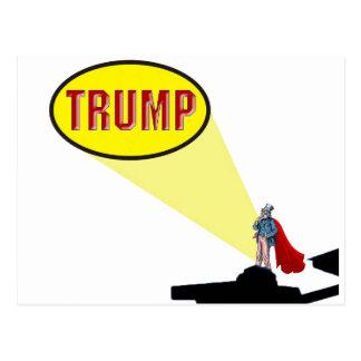 Haga América grande una vez más la elección 2016 Tarjeta Postal