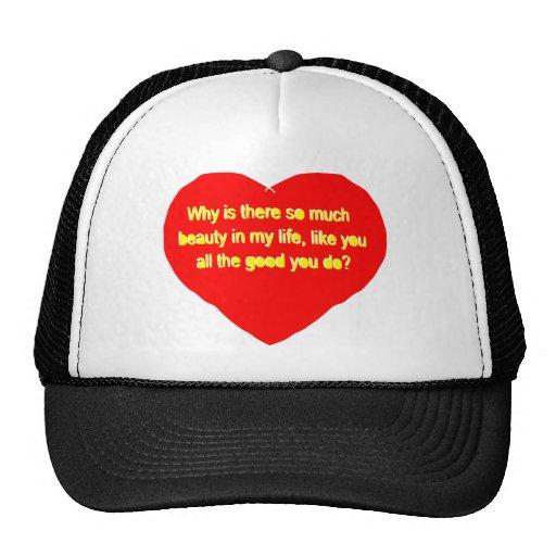 Haga bueno gorra