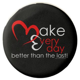 Haga cada día