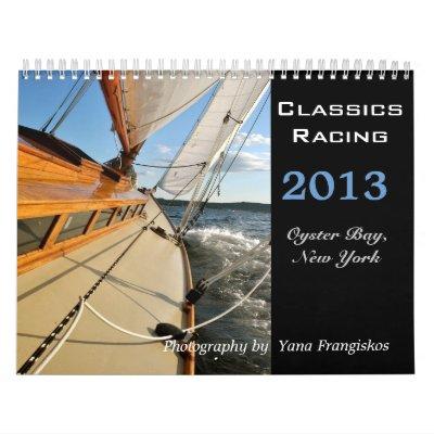 Haga calendarios las obras clásicas que compiten c