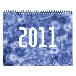 haga calendarios por el año 2011