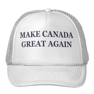 Haga Canadá grande otra vez Gorro De Camionero