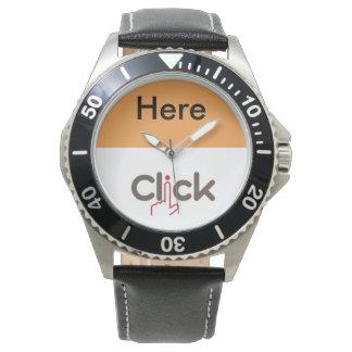 Haga clic aquí el reloj