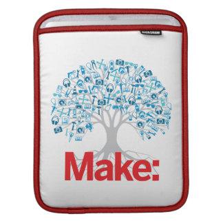 Haga el árbol fundas para iPads