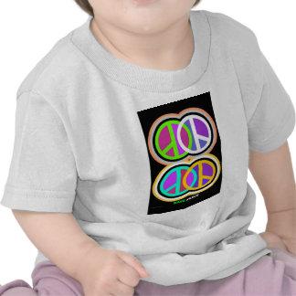 HAGA el arte de la PAZ Camisetas