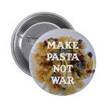 Haga el botón de la guerra de las pastas no pins