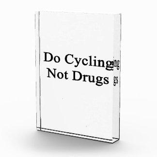 Haga el ciclo no de las drogas