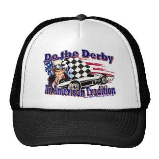 Haga el Derby Gorras