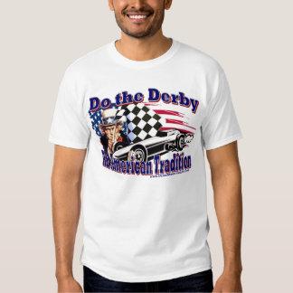 Haga el Derby Remera