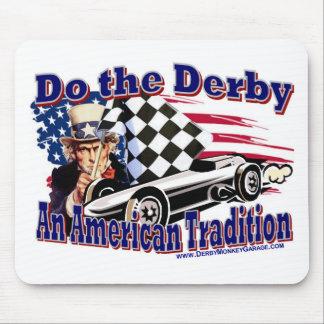 Haga el Derby Tapete De Ratón