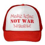 Haga el gorra de la guerra de Lefse no