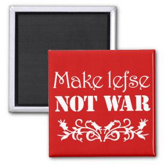 Haga el imán de la guerra de Lefse no