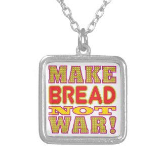 Haga el pan collares personalizados