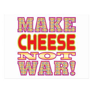 Haga el queso v2 postal
