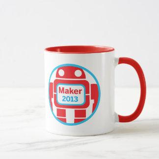 Haga el robot taza