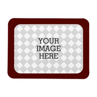 Haga fácilmente su propia exhibición de la foto en iman