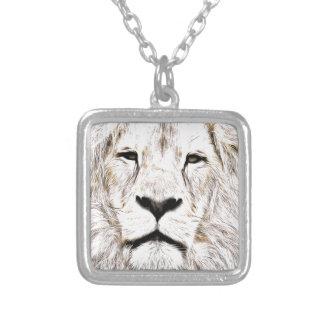 Haga frente a la cara Löwen-Gesicht Face de Lion Colgante