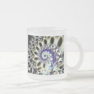 Haga girar hacia fuera taza de café