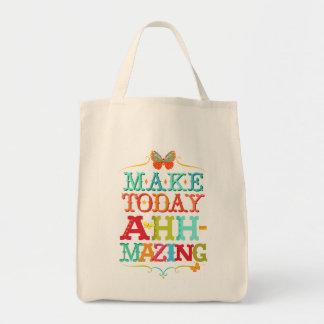 Haga hoy ahh-Mazing la bolsa de asas de motivación