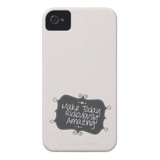 haga hoy ridículo sorprender iPhone 4 Case-Mate carcasa
