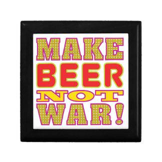 Haga la cerveza cajas de regalo