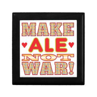 Haga la cerveza inglesa v2b cajas de recuerdo