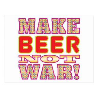 Haga la cerveza v2 postales