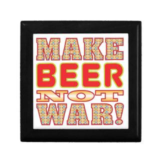 Haga la cerveza v2b caja de regalo