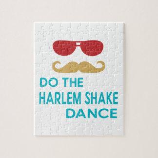 Haga la danza de la sacudida de Harlem Rompecabeza Con Fotos