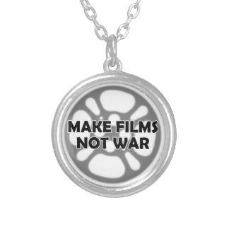 Haga la guerra de las películas no colgante redondo