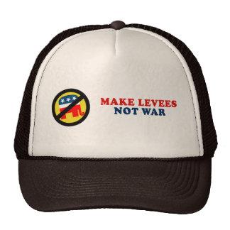 Haga la guerra de los diques no gorro de camionero