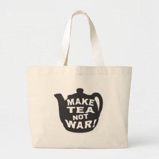 ¡Haga la guerra del té no! Bolsa