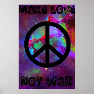 Haga la guerra I del amor no Impresiones